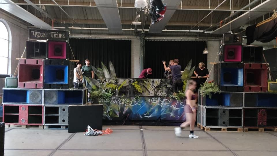 Gortfest @ UMRA in de Hall of Fame in Tilburg